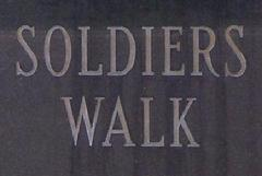 Click Here for Soldiers Walk (part 1)