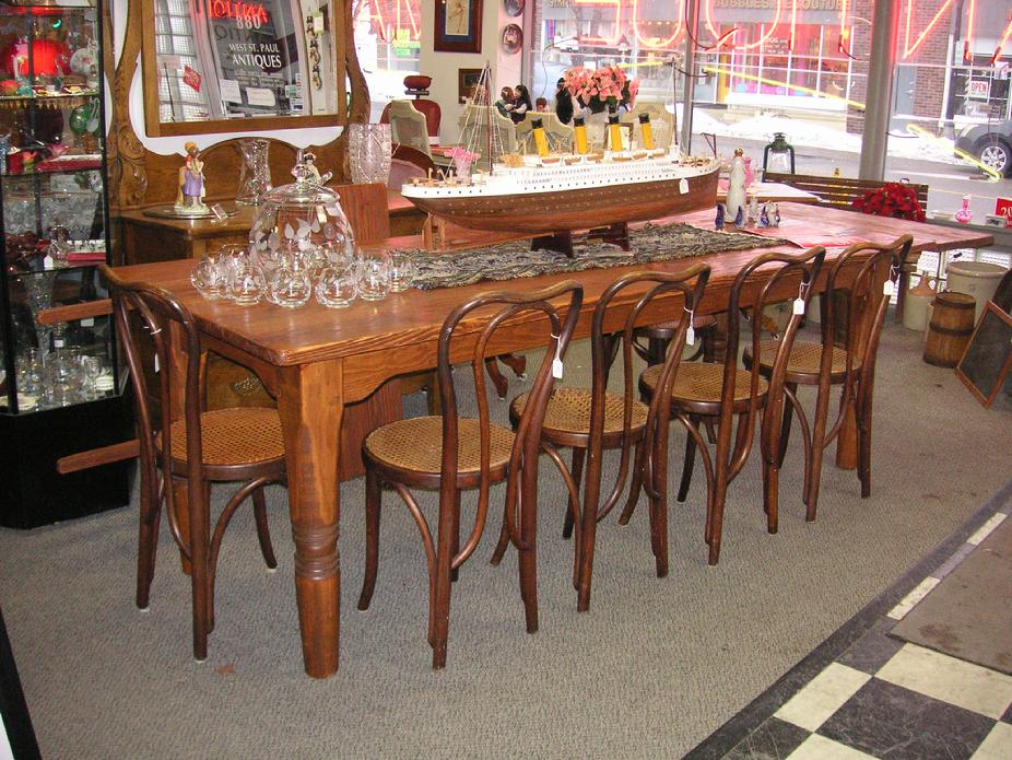 French Country Kitchen Table - click here for web page...